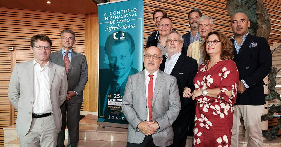 Gran Canaria descubre al mundo los nuevos jóvenes talentos líricos en la final del VI Concurso Internacional de Canto Alfredo Kraus