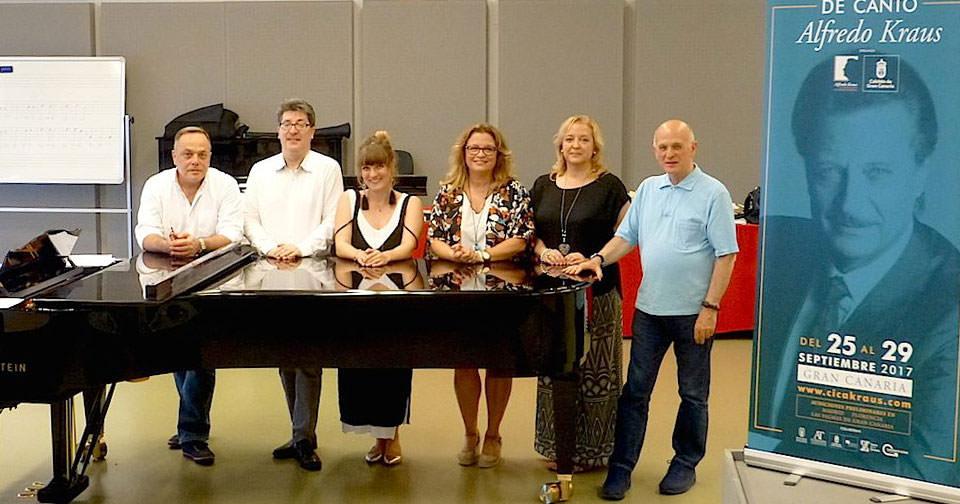 Doce jóvenes cantantes superan las pruebas preliminares del VI Concurso Internacional de Canto Alfredo Kraus celebradas en la Ópera de Florencia