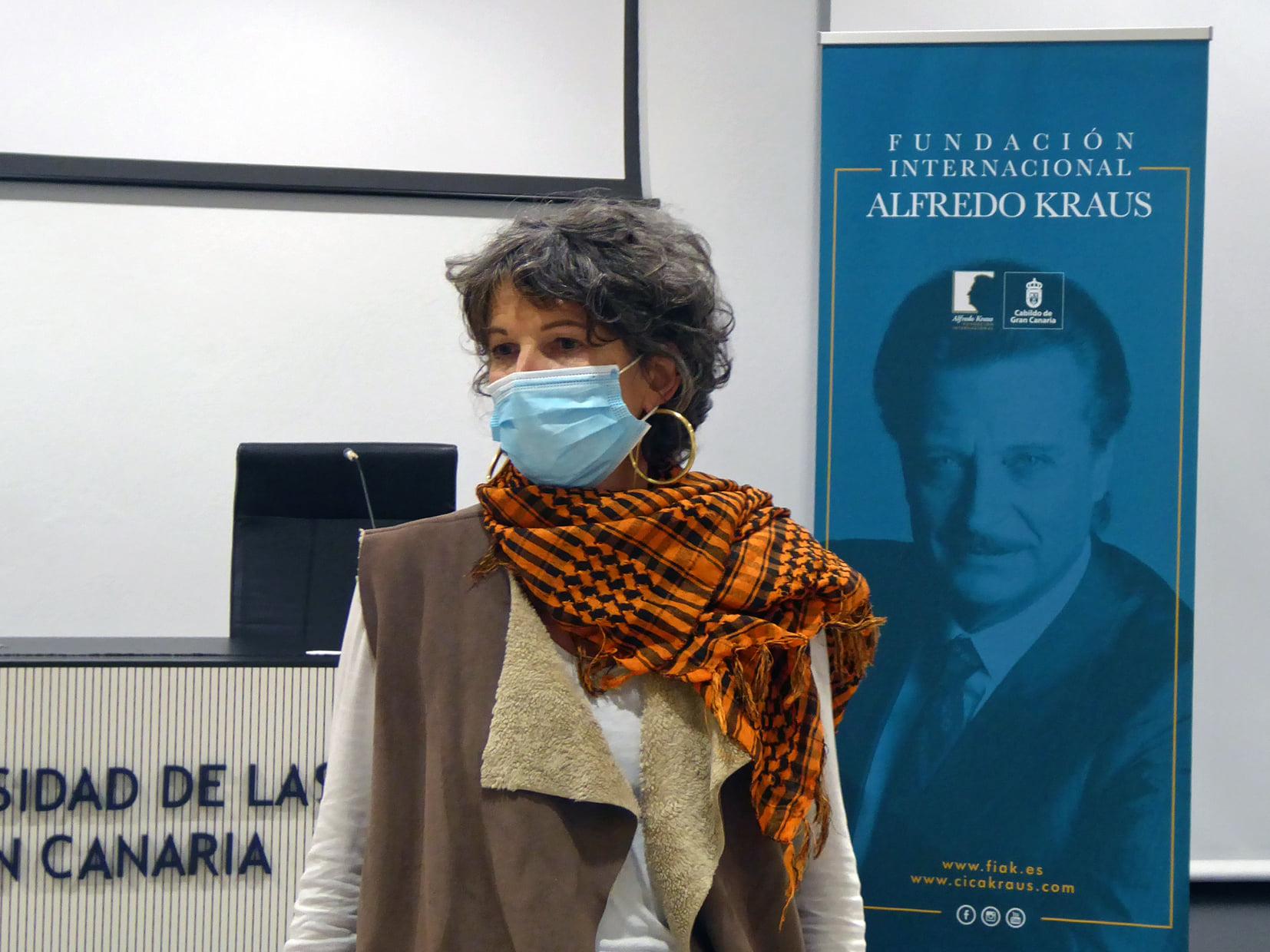 Culmina la tercera edición del 'Workshop FIAK' en el que ocho cantantes se han formado a través de las técnicas de la soprano Nicola Beller Carbone
