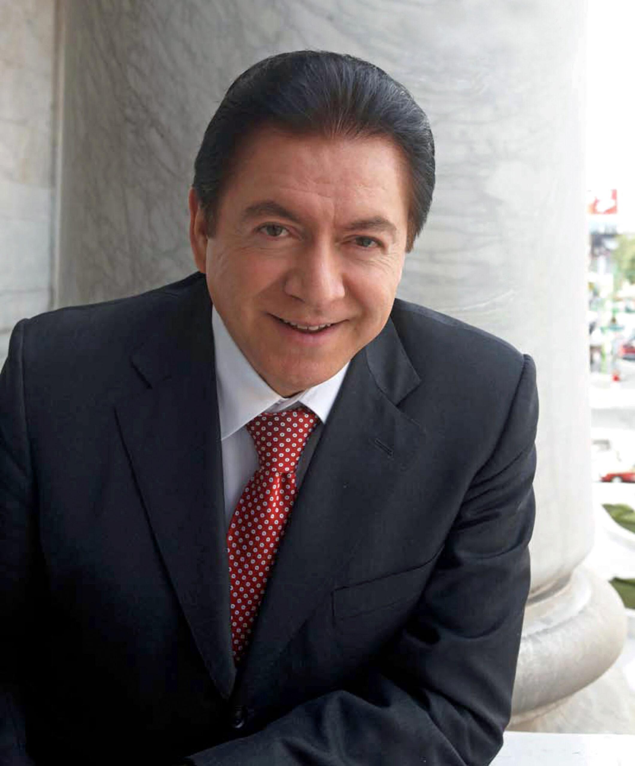 El tenor mexicano Francisco Araiza asume la presidencia del jurado del VIII Concurso Internacional de Canto Alfredo Kraus