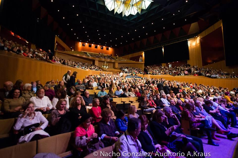 Ofrenda Floral y Concierto Homenaje a Alfredo Kraus en el 91 Aniversario de su Nacimiento