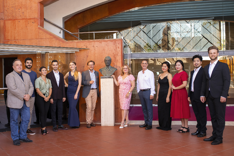 El VII Concurso Internacional de Canto Alfredo Kraus entra en su recta final en Las Palmas de Gran Canaria