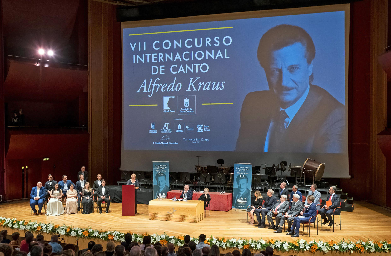 El VIII Concurso Internacional de Canto Alfredo Kraus recibe  solicitudes de 124 cantantes de 28 países