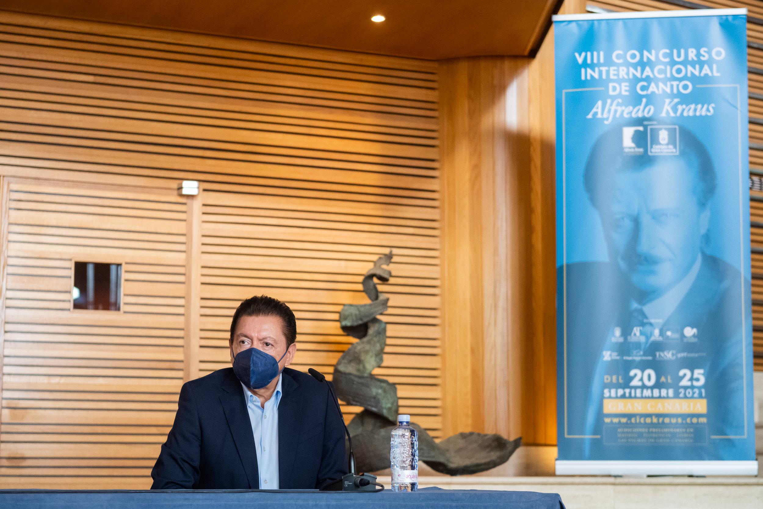 Diez cantantes participan en la Gala Final del VIII Concurso Internacional de Canto Alfredo Kraus